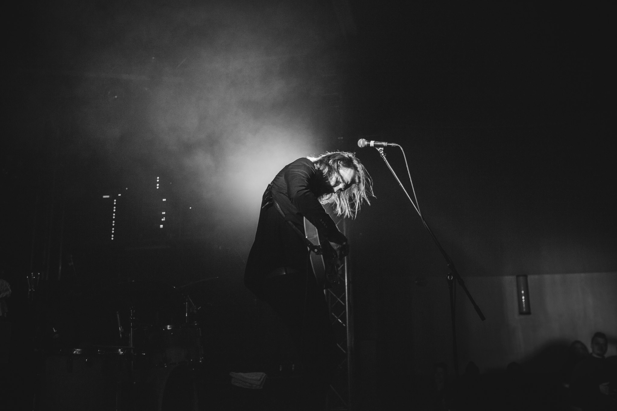 Brother Grimm live at Lido, Berlin 04.12.2016 with Coogans Bluff pic: http://20zollmedia.com