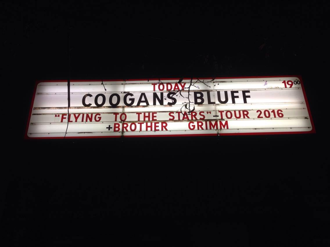 Brother Grimm live at Lido, Berlin 04.12.2016 with Coogans Bluff pic: BG